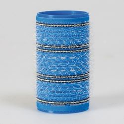 Picture of BAG 12 ROLLERS SUPER-ADH. BLUE (34MM)