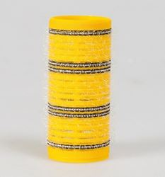 Picture of BAG 12 ROLLERS SUPER-ADH - YELLOW